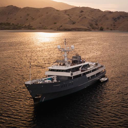 Indonesia Cruise 7N Raja Ampat