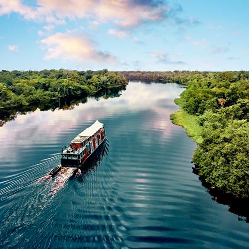 Amazon Cruise 7N High Water
