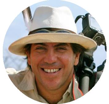 Jorge Salas-Guevara Senior Expedition Leader New Paths Expeditions