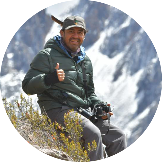 Angel Cardenas New Paths Expeditions Senior Expedition Leader